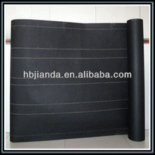 China top brand Jianda ASTM roofing felt 15# 30# Asphalt impregnated paper for shingles and tiles