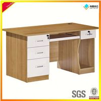 China supplier computer table and printer,computer table for shop