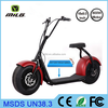 electric Harley scooter 1000w brushless motor electric motorcycle with fat tire futengda factory