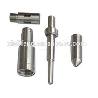 High precision ss304 cnc turning core pin steel part