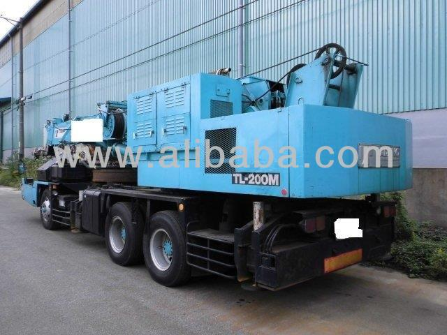 1991 TADANO 20 ton truck crane TL-200M-4 origin JAPAN location JAPAN i100011 BALJ ct3k13k1