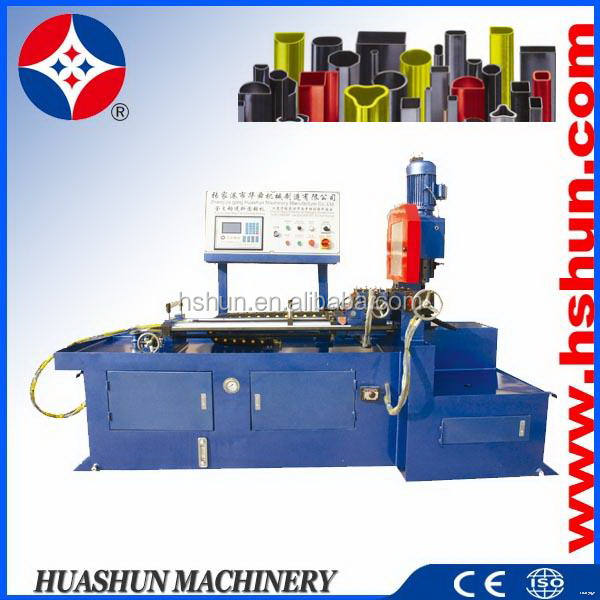 HS-MC-400NC top grade top sell automatic hollow metal tube laser cutter