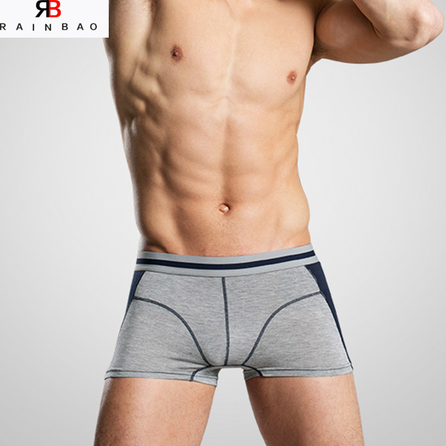 New Comfortable seamless plus size young mens underwear