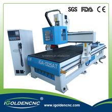 high performance and best price atc woodworking/wood furniture design machine/wood cnc router atc