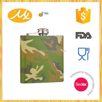 fashion private label hip flask uk