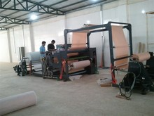 single side EVA foam tape making machine,single side EVA foam tape coater, hot melt coating machine