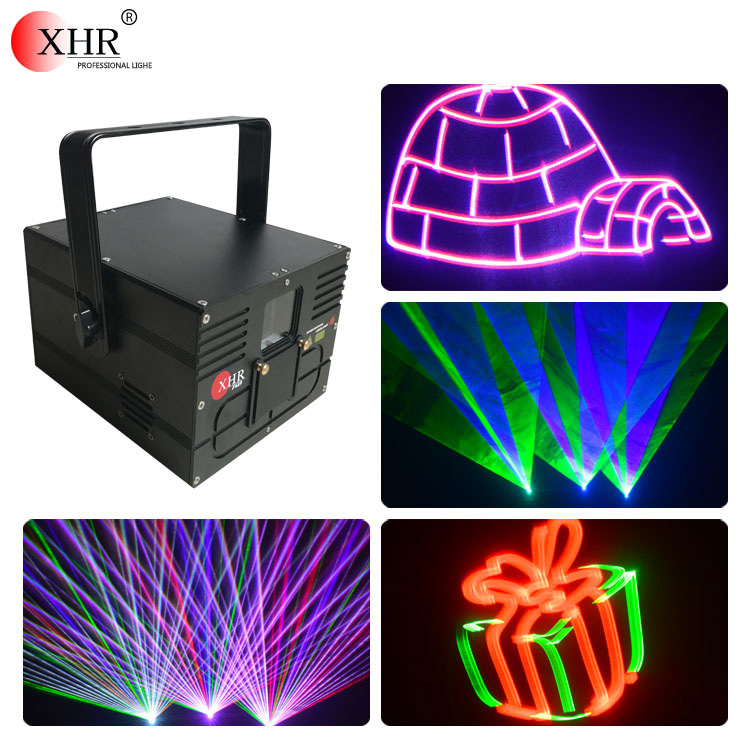 dragon mart dubai disco lights rgb 1000mw ilda laser light for sale