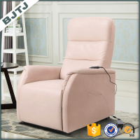 BJTJ New style leather sofa unique electrical recliners sofa used recliners 70270