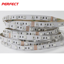 Color changing smd 5050 flexible waterproof rgb led strip 24v
