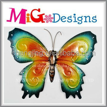 Wholesale outdoor decorative metal wall art custom design OEM welcome