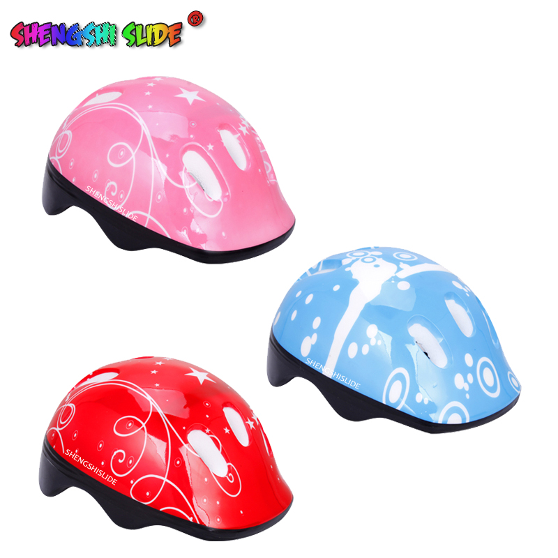 Children custom cycling skate helmet