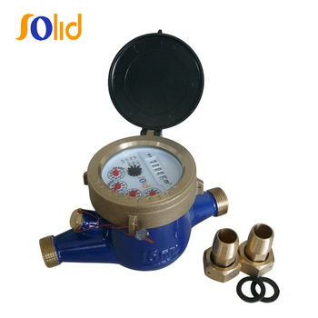 ISO4064 class wireless domestic ultrasonic industrial portable water meter