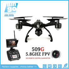 Bingo Professional JXD 509G Set High Hold 5.8G FPV Drone with 2.0MP HD Real-time Camera UFO