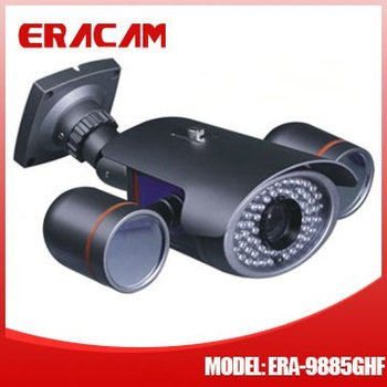 High resolution IR Waterproof Camera 700TVL With OSD Menu