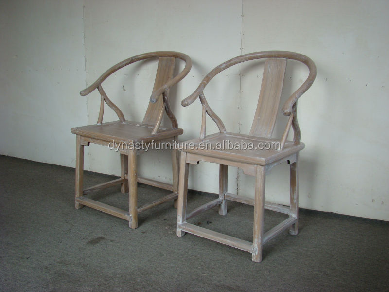 home furniture solid wood arm chair