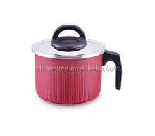 Cookware sets cookware hot pot for sale with bakelite flat handle