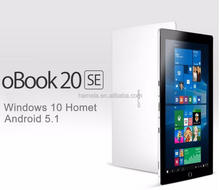 Cheap Price 10.1 inch Android 5.1 Dual OS, ONDA oBook 20 SE Tablet 32GB Tablet Phone Call 10inches Factory Price