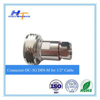 DC-11GHz 50ohm 7/16 din connector,
