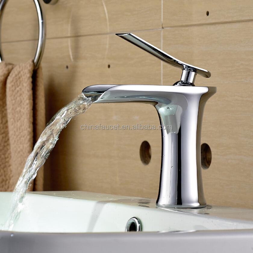 Beelee Hot Single Handle Cheap Brass Bathroom Faucets