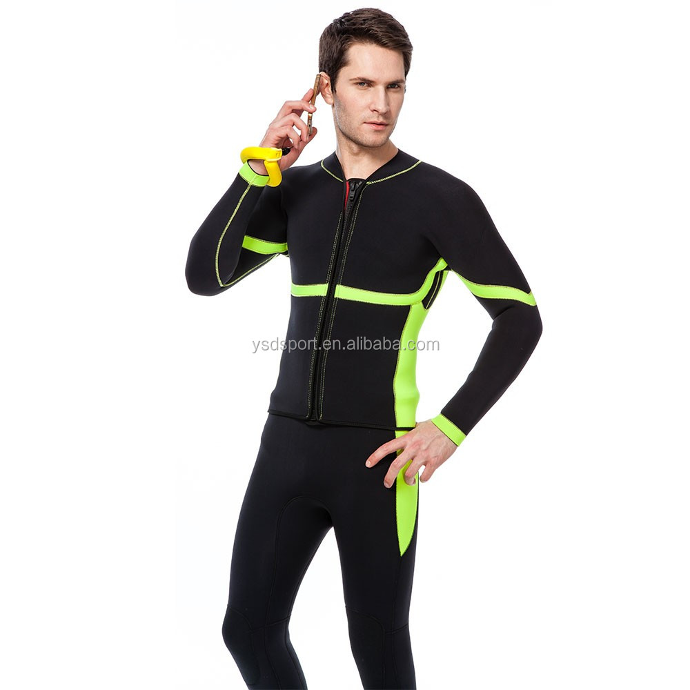 neoprene men super stretch surfing diving wetsuit
