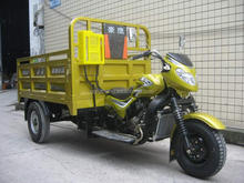 2016 Chinese Goods Carrier Gasoline Three Wheel Motorcycle