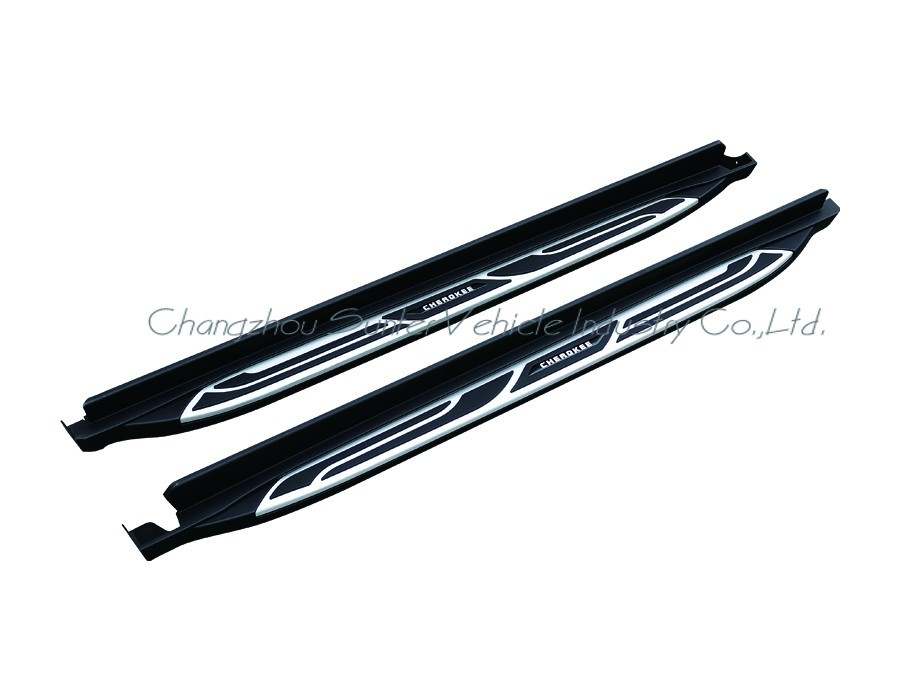 running board for JEEP Cherokee