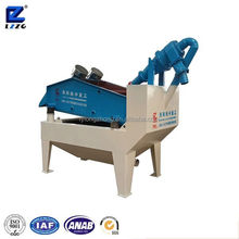 LZZG brand fine sand extration system with separator