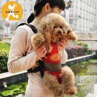 Hot selling pet outdoor breathable front dog carrier