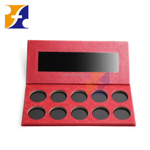OEM Cosmetic Makeup Private Label Empty Eye Shadow eyeshadow palette packaging