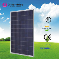 High quality slim solar panel