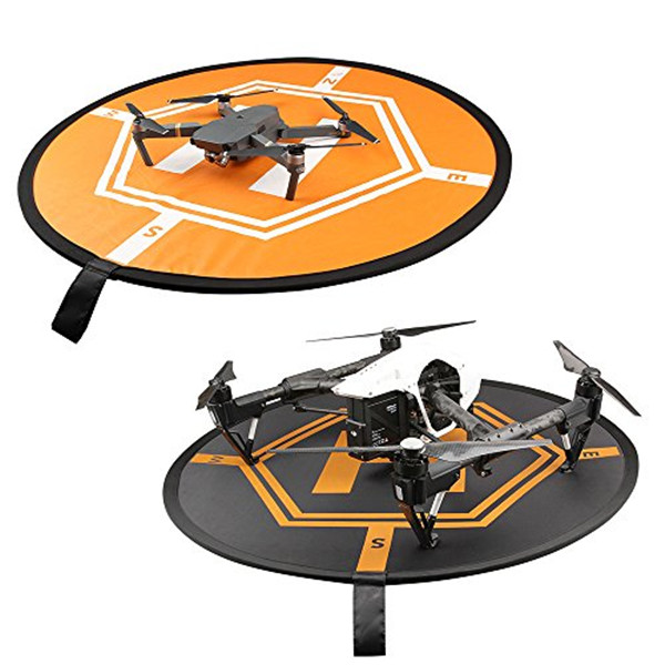 High quality Waterproof Fast-fold new printed h drone landing pad For DJI drone