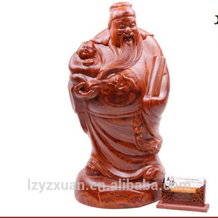 Three types Chinese Fengshui God good luck bringing tibetan buddha statue