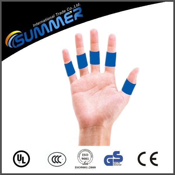 High quality Neoprene Finger Sleeve Basketball Finger Support for Sport