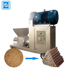 CE,Iso rice hull sawdust briquette coconut shell hookah lump bamboo wood charcoal making machine
