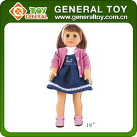 Soft Body Doll, New Design Girl Doll, Pretty Girl Dolls