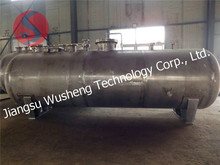 stainmess steel and carbon steel storage tank for chemical industry