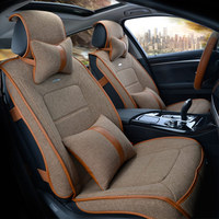 Luxury polyester fabric car Seat cover suitable for SUV car