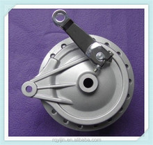 China OEM motorcycle drum rear wheel hub cover factory