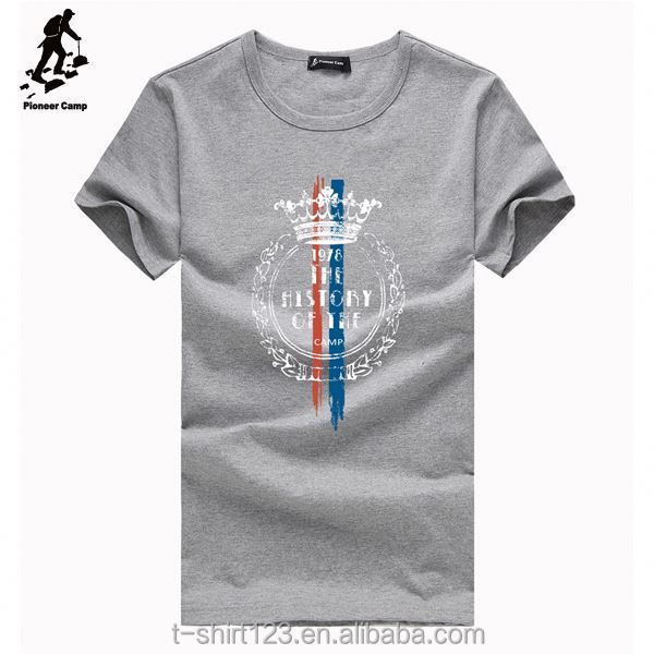 New arrival super quality t-shirt with company logo with different colors