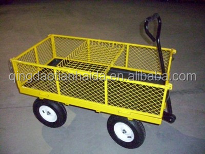 Folding Garden Cart Tc1840, Folding Garden Cart Tc1840 Suppliers And  Manufacturers At Alibaba.com