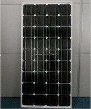 cheapest price solar panel 100W mono small panels in Nanjing,Jiangsu,China