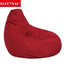 EPS beans filling indoor/outdoor bean bag chair bulk bean bag cover