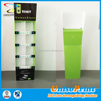 2016 miltipurpose pp plastic reinforce high quality mobile phone display from direct factory