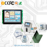 3.5inch Colorful display kiosk integrated cpu and subprograms for latest automation solution