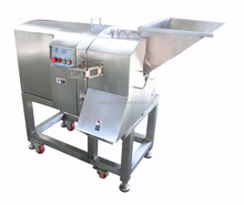 Fruits And Vegetables Dice Processing Machine , Food Cube Cutting Machine Potato , potato slice machine