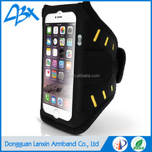 Mobile Phone Sport Armband Case with Key Holder for iPhone 6s Plus