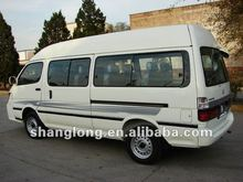 Chinese Manufacturers Left/Right Hand Drive 15 Seater Mini Passenger Van