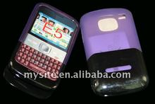 Mobile Phone TPU+PC Combo Case For Nokia E5 with Newest Design
