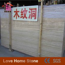 beige travertine marble slab,wood travertine marble slab for floor and wall