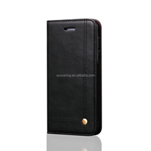Magnet flip leather case with card slots for Huawei Mate 10 Pro